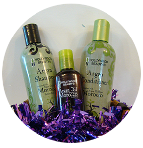 Hair Products, Gift Baskets